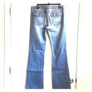 Banana Republic Bootcut Jeans 29 8 Long